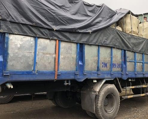 chành xe tải Phương Vy
