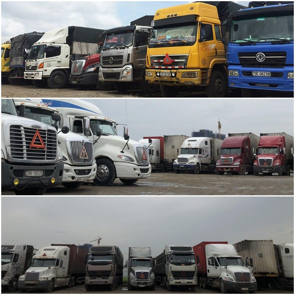 Các loại xe chở hàng Quảng Ngãi Hà Nội