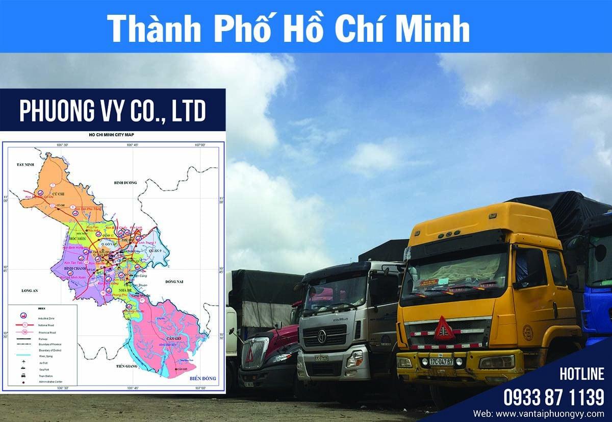 dịch vụ vận chuyển hàng hóa tphcm