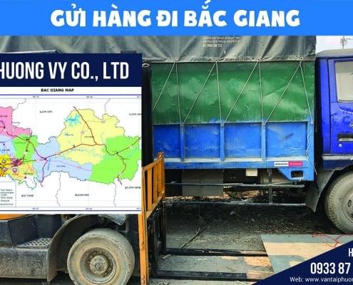 Chành Xe Bắc Giang