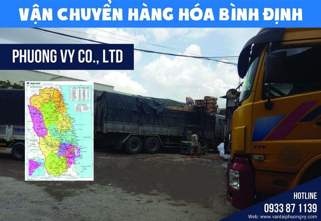 Chành xe Bình Định