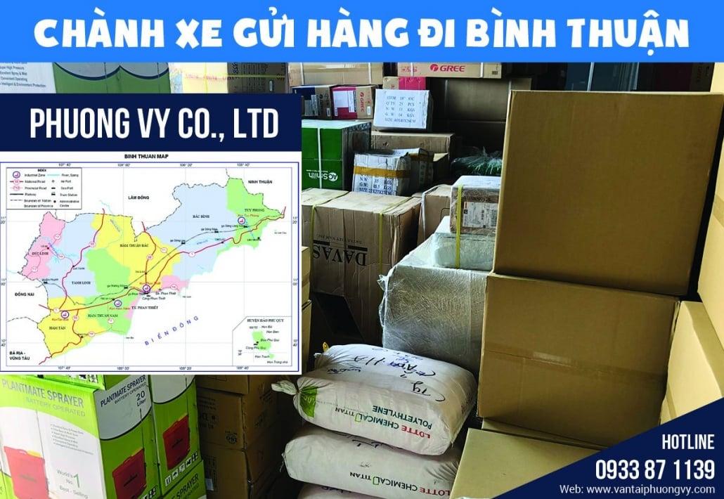 Chành Xe Bình Thuận