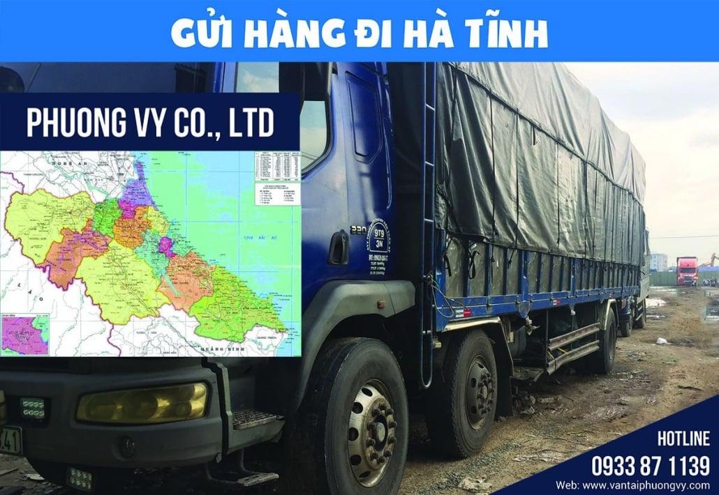 Chành xe Hà Tĩnh