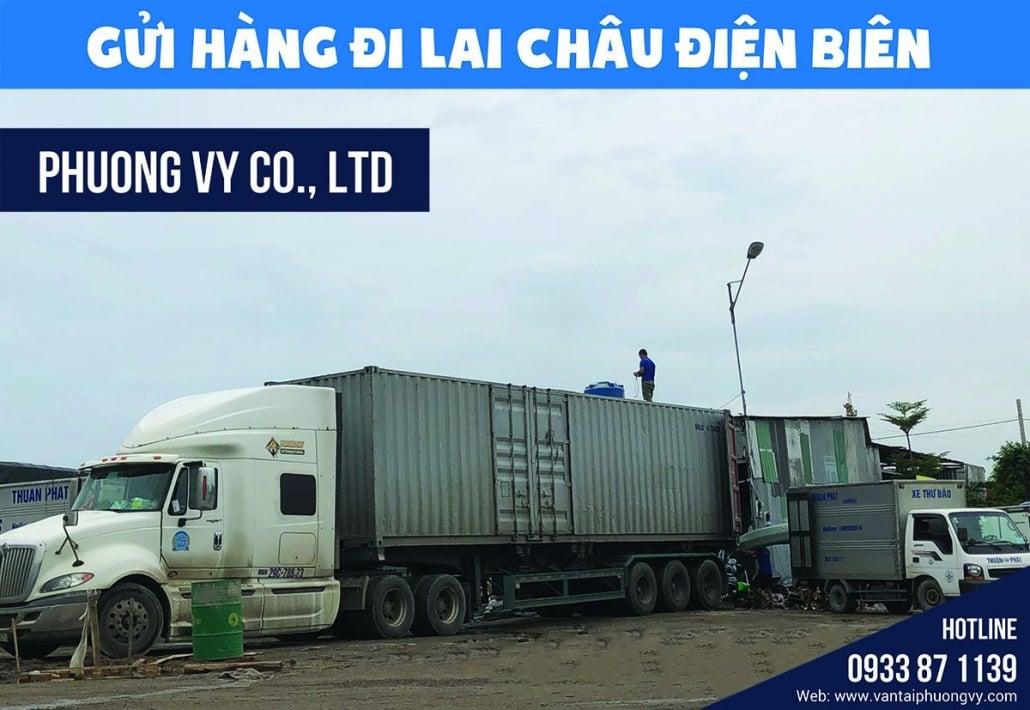 Chành xe Lai Châu Điện Biên