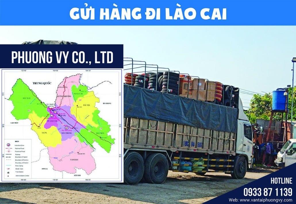 Chành xe Lào Cai