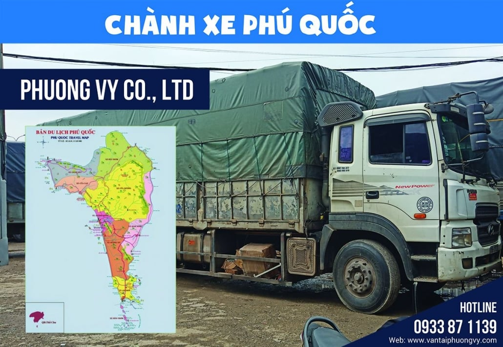 Chành Xe Phú Quốc
