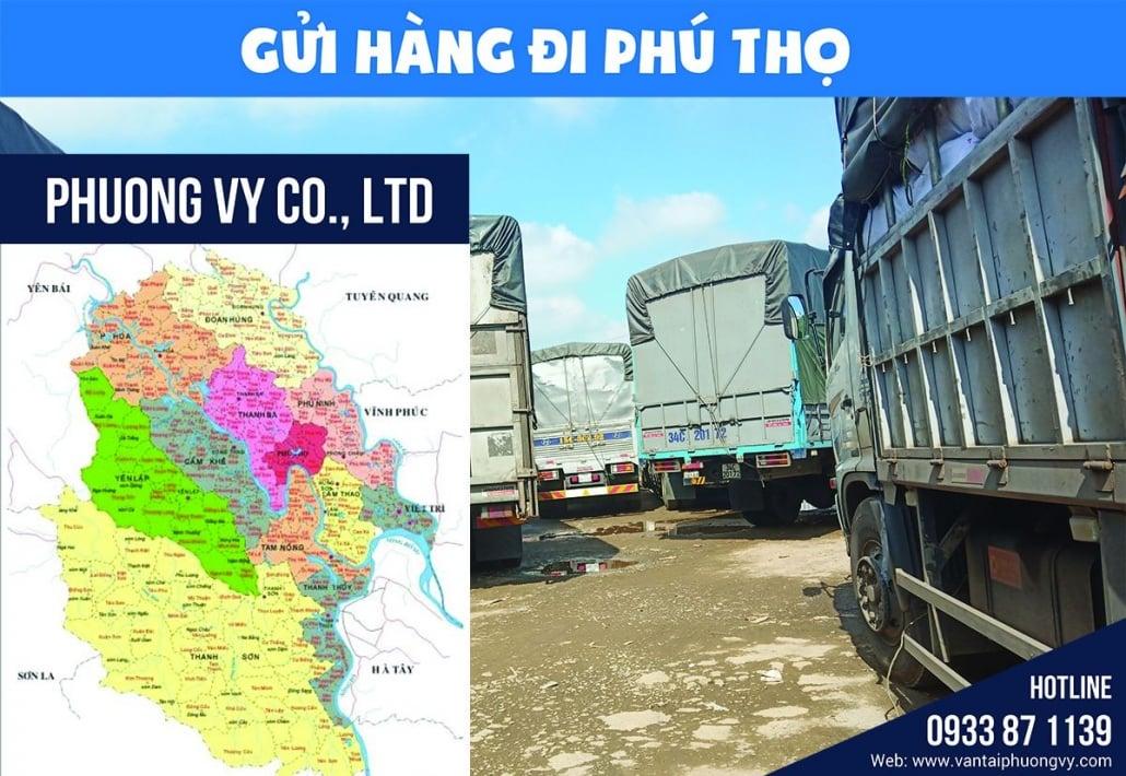 Chành Xe Phú Thọ