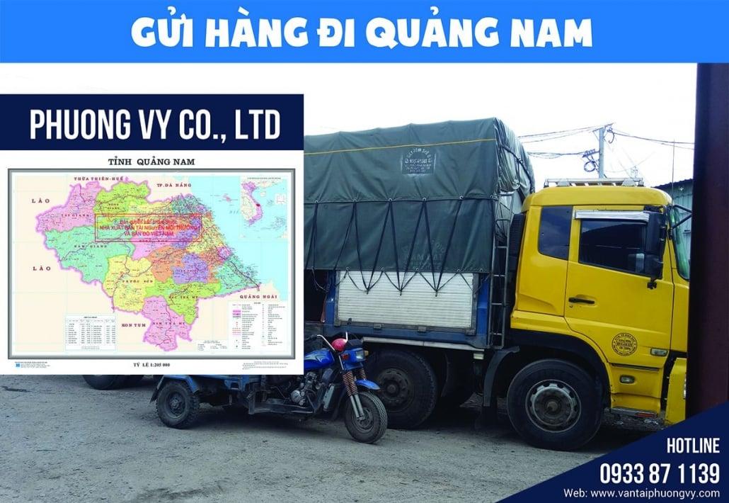 Chành Xe Quảng Nam