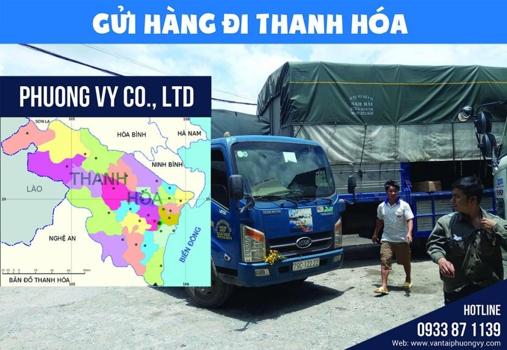 Chành xe Thanh Hóa