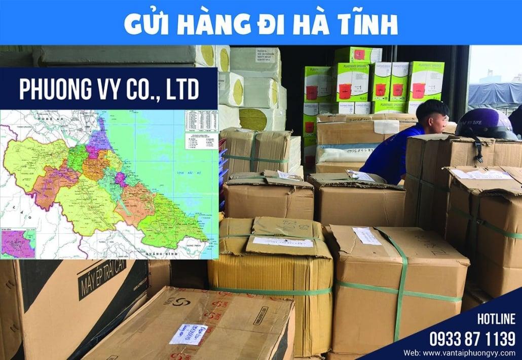 Gửi hàng đi Hà Tĩnh