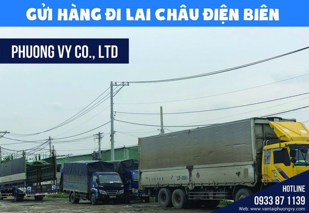 Gửi hàng đi Lai Châu Điện Biên
