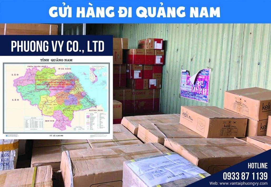 Gửi hàng đi Quảng Nam