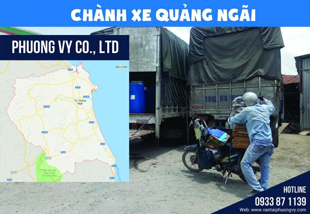 Gửi hàng đi Quảng Ngãi