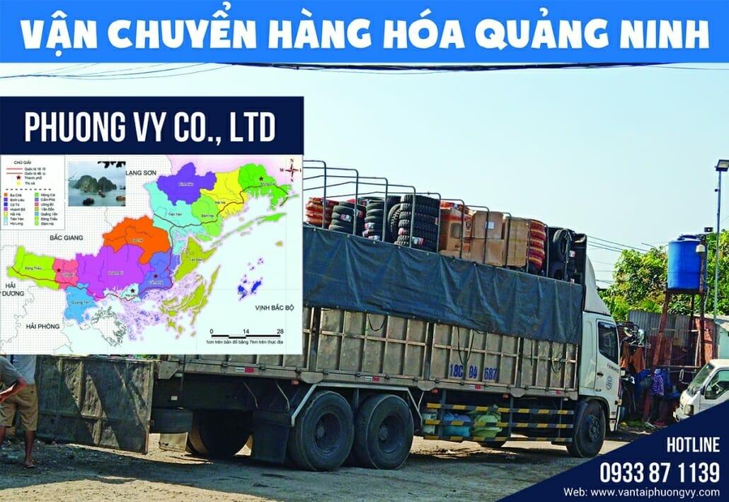 Gửi hàng đi Quảng Ninh