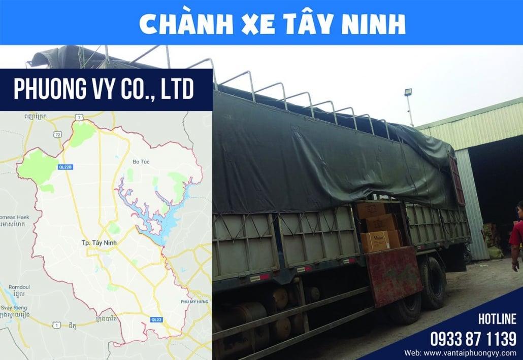 Gửi hàng đi Tây Ninh