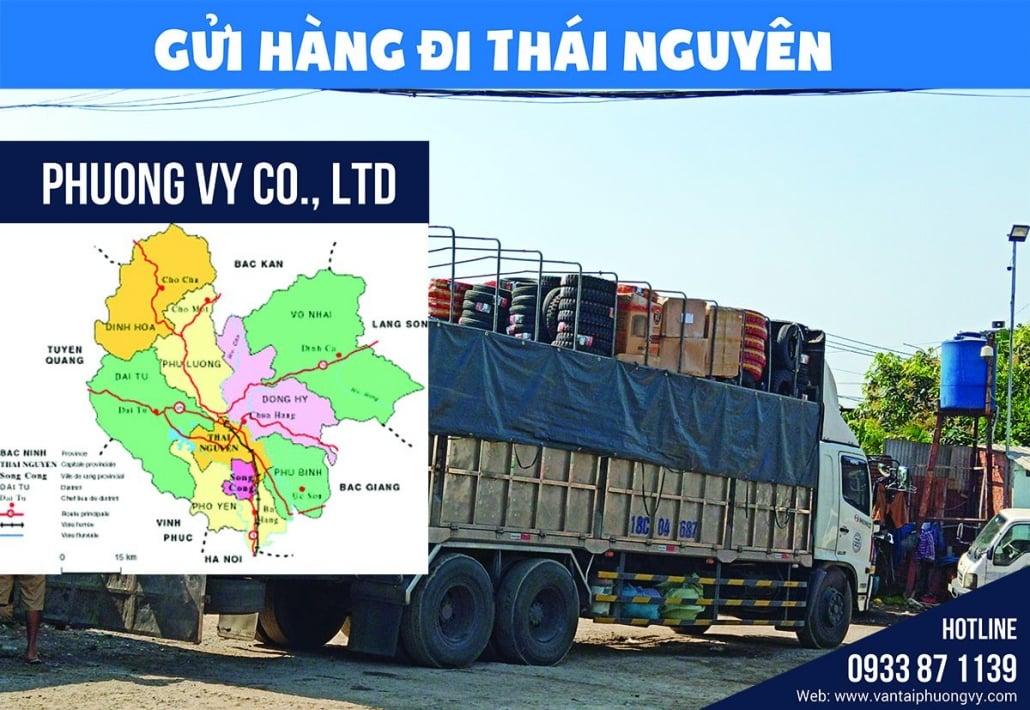 Gửi hàng đi Thái Nguyên