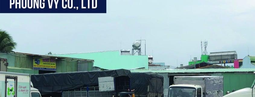 Vận chuyển hàng hóa đi Lai Châu Điện Biên