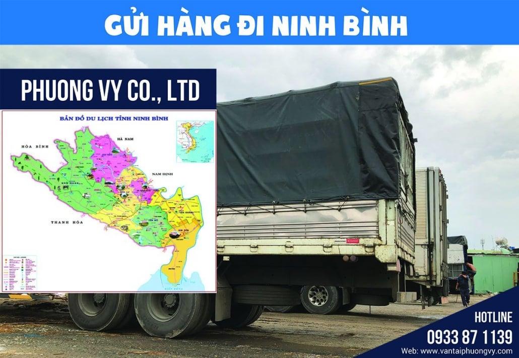 Vận chuyển hàng hóa Ninh Bình