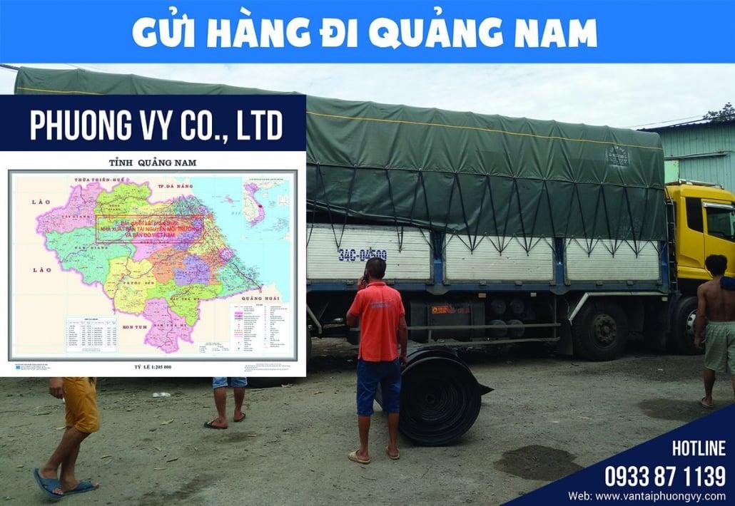 Vận chuyển hàng hóa Quảng Nam