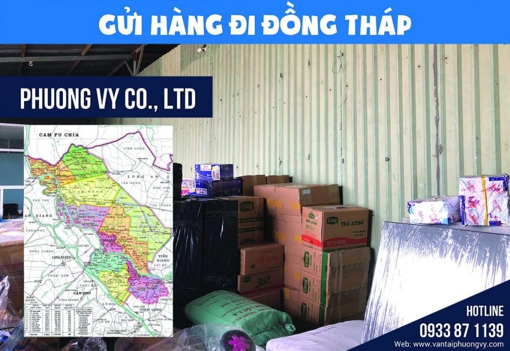 Chành Xe Đồng Tháp