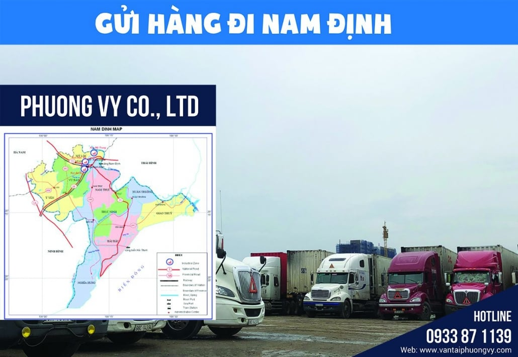 Chành Xe Nam Định