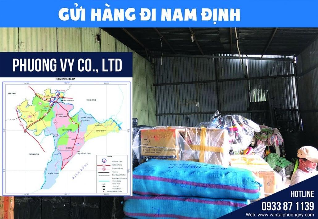 Gửi hàng đi Nam Định