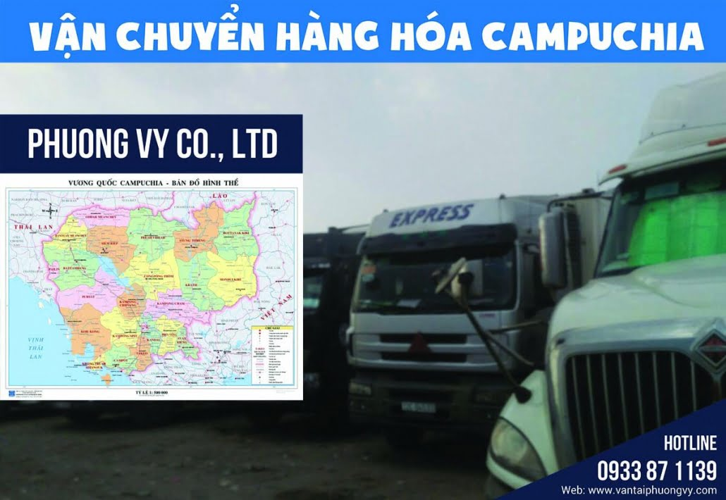 Chành xe Campuchia