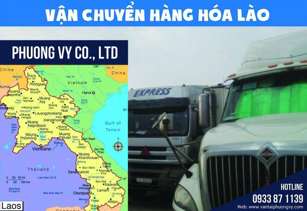 chành xe Lào