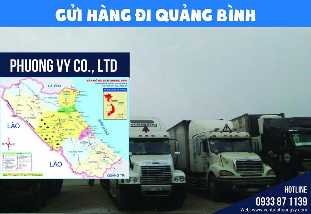 Chành xe Quảng Bình