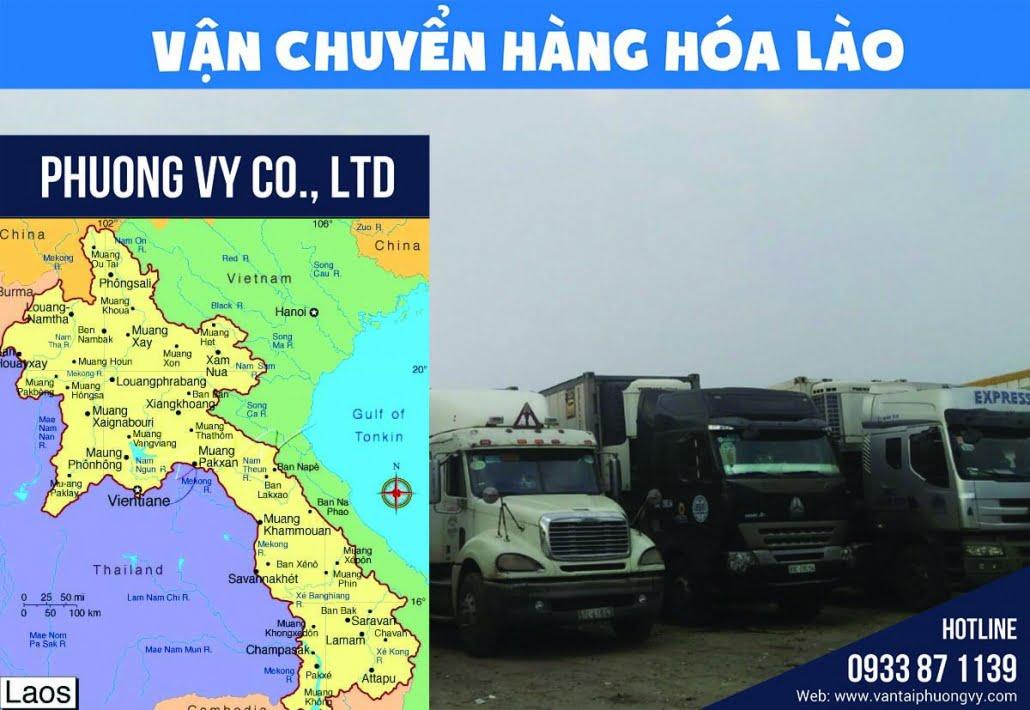 Gửi hàng đi Lào
