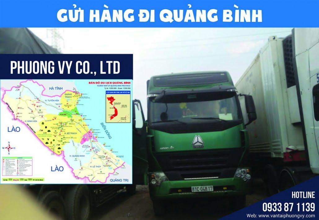 Vận chuyển hàng hóa Quảng Bình
